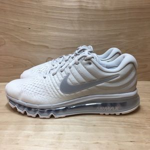 """Nike Shoes - Nike AIR MAX 2017 Running Shoes """"Pure Platinum"""""""